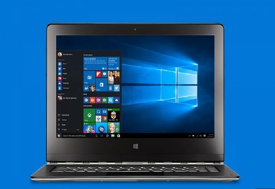 Новая сборка 10532 Windows 10