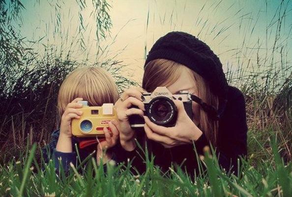 как выбрать цветной фотоаппарат?