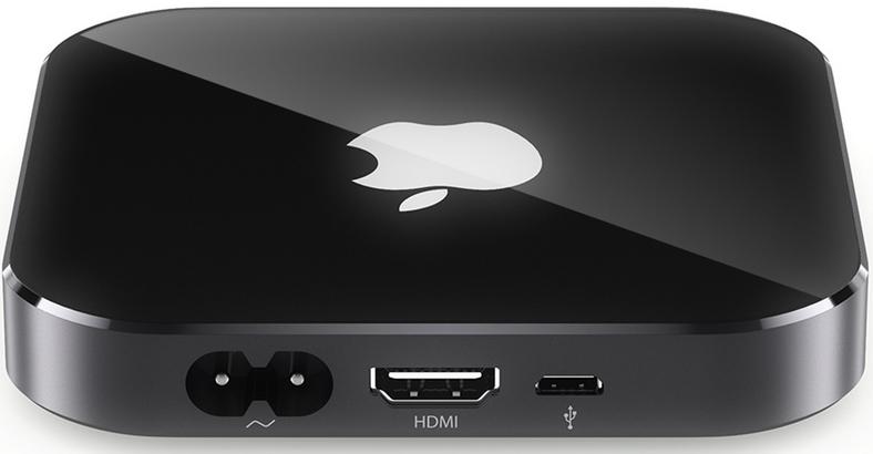 Игровая приставка Apple TV