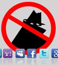 как обезопасить себя в соцсети