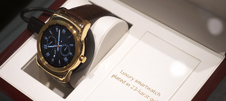 Smart Watch Urbane Luxe от LG