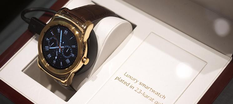 Smart Watch Urbane Luxe от LG