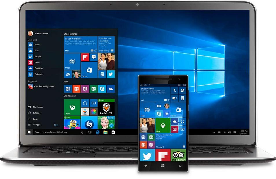 Зачем нужно обновление до Windows 10?