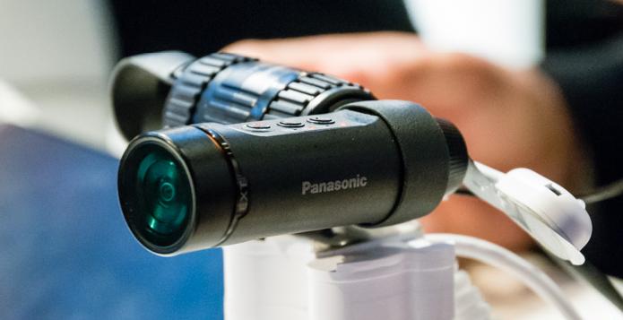 экшн-камера Panasonic HX-A1