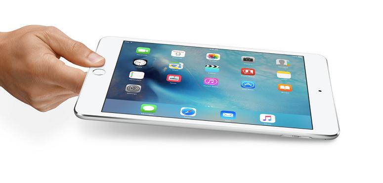 Лучшие планшеты 2015, Apple iPad Mini 4