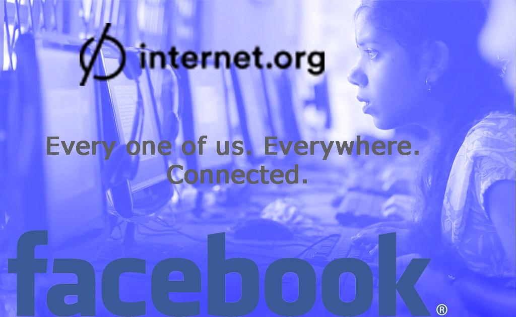 Facebook запускает в Индии Internet.org