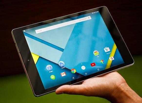 Google Nexus 9 (2015)