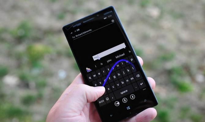 На iPhone появится клавиатура Windows Phone
