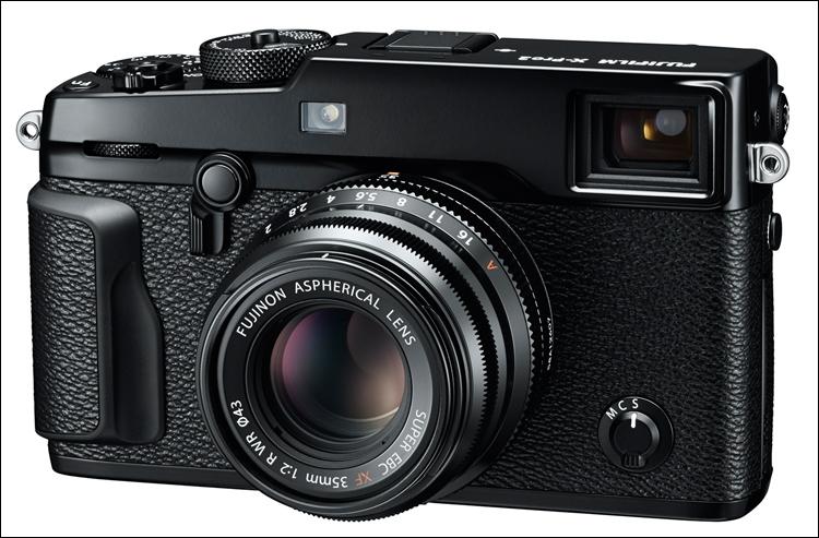 камера Fuji X-Pro2