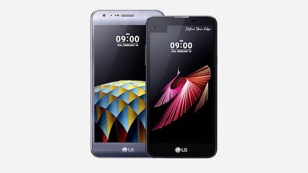 Обзор смартфонов LG X Cam и LG X Screen