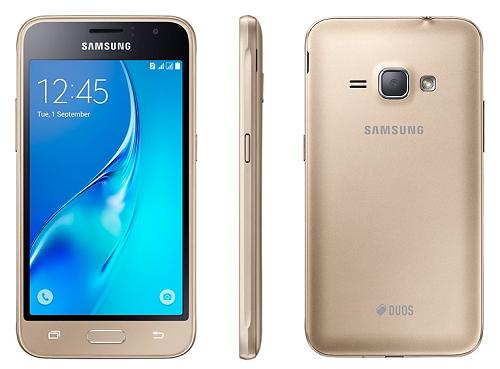 Спецификации Samsung Galaxy J1