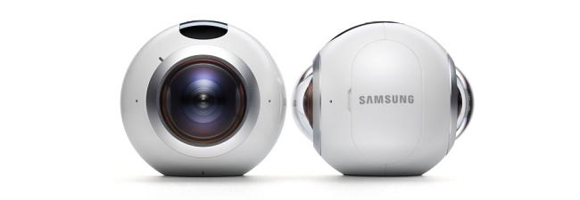 дата выхода Samsung Gear 360