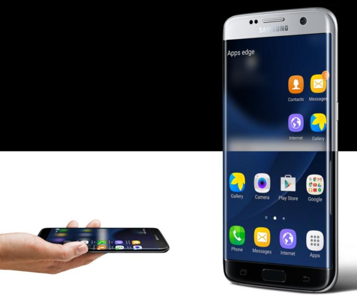 смартфоны Galaxy S7 и Galaxy S7 edge