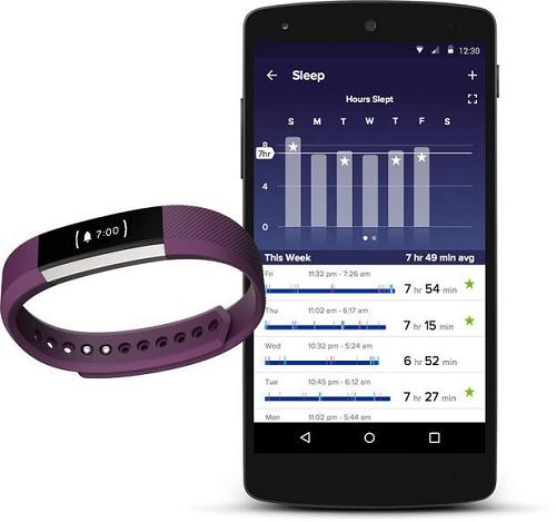 Fitness Tracker Alta Fitbit
