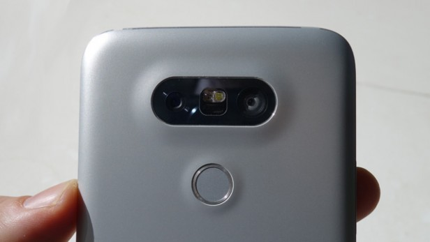 LG G5 камера