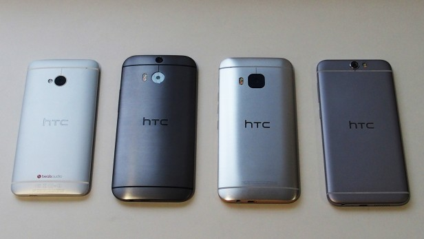 One M7, One M8, One M9, One A9