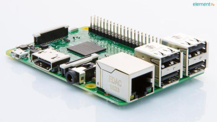 В продажу поступил миникомпьютер Raspberry Pi 3