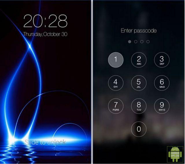 Как изменить вид блокировки экрана на устройствах Samsung Galaxy?