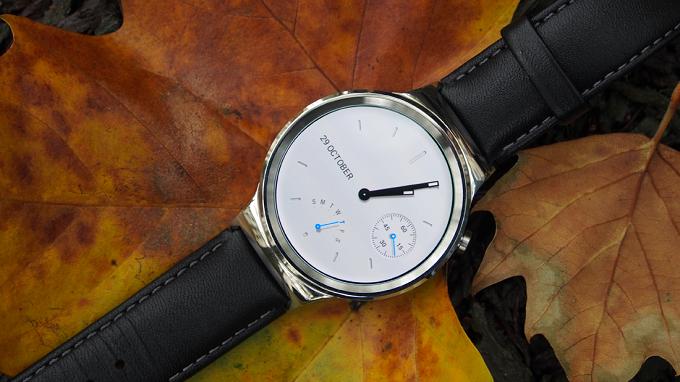 Обзор смарт часов Huawei Watch