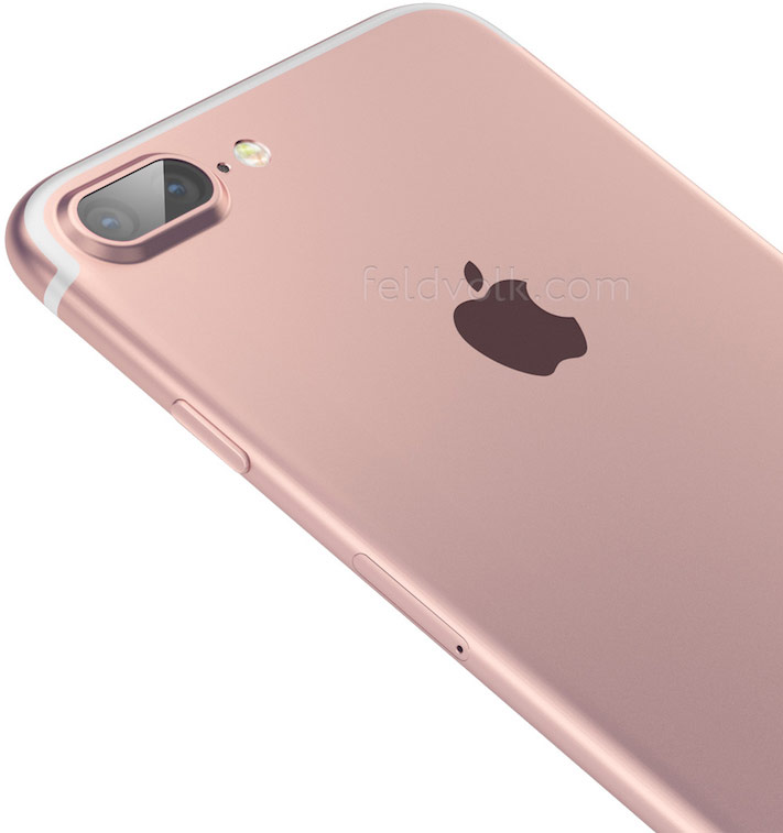 Стали известны спецификации iPhone 7 Plus