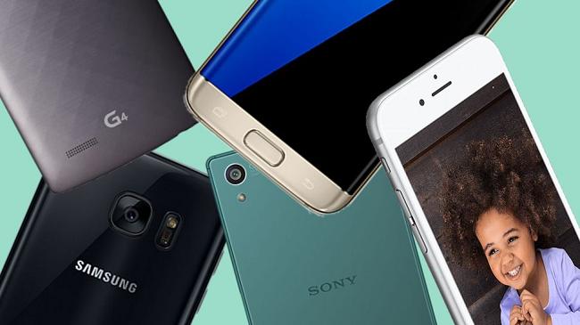 ТОП 10 лучших смартфонов 2016