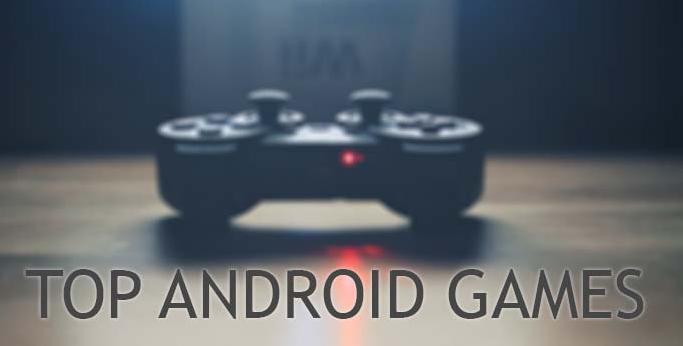 Топ 10 лучших игр для Андроид в марте 2016