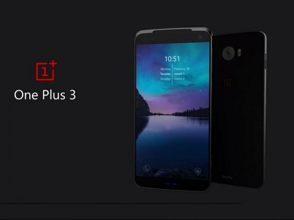 Характеристики OnePlus3