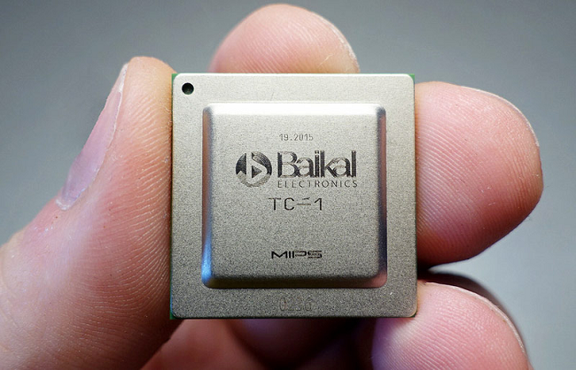 процессор байкал