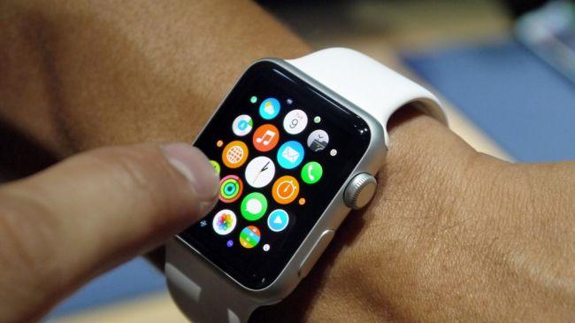 умные часы Apple Watch 2