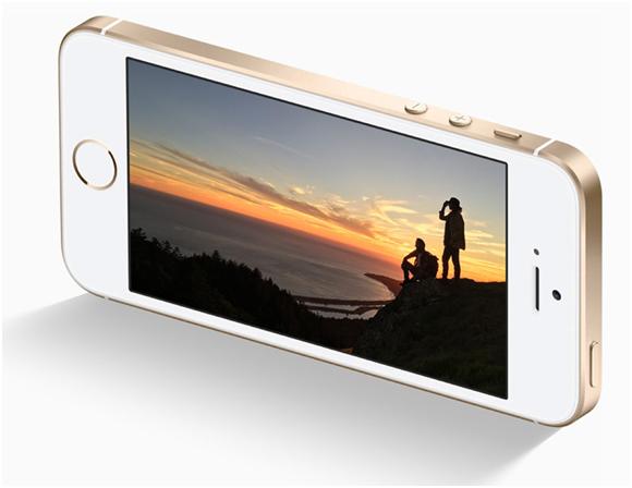 Apple представила 4-дюймовый iPhone SE с 12Мп камерой