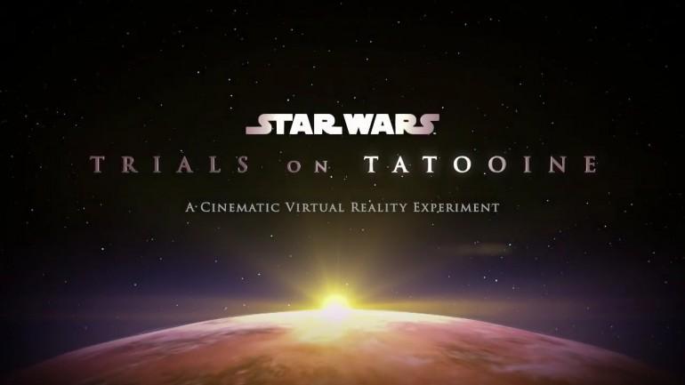 Trials on Tatooine