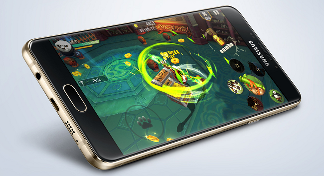 Samsung выпустила смартфон Galaxy A9 Pro с 16Mп камерой
