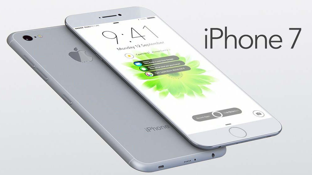 Дата выхода iPhone 7