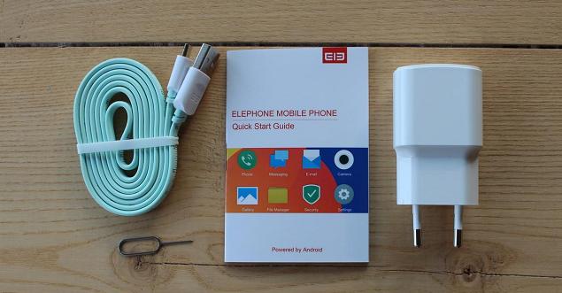 Спецификации Elephone S3