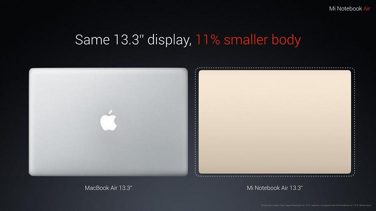 Xiaomi Notebook Air 5