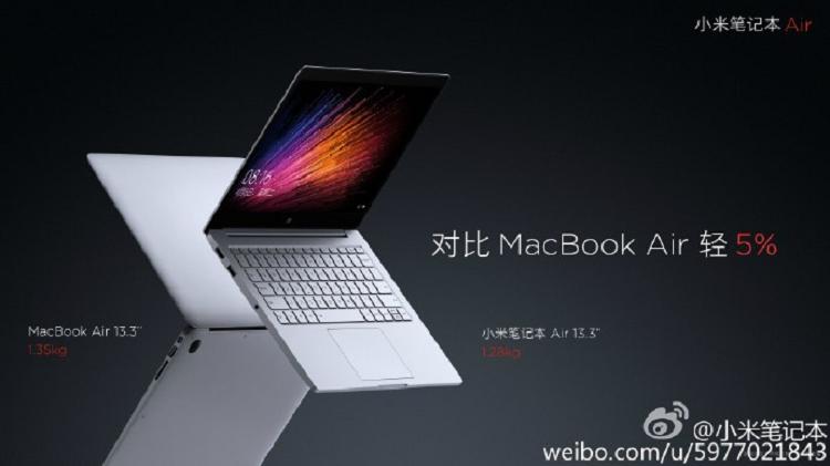 Xiaomi Notebook Air 7