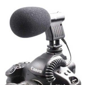 Выбираем микрофон к DSLR камере