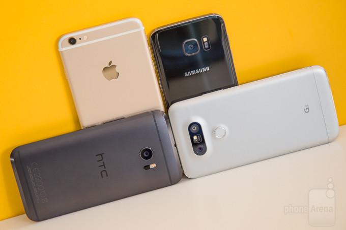 Самые ожидаемые предстоящие смартфоны второго полугодия 2016 года