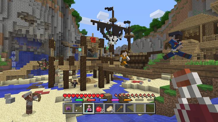 что нужно для игры Minecraft