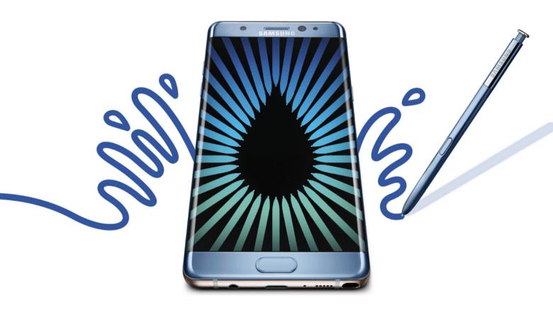 Samsung Galaxy Note 7 vsiPhone 7 Plus