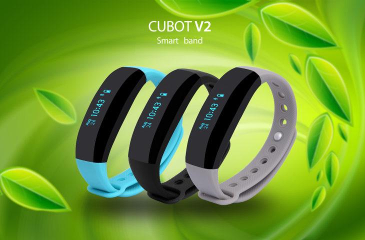 Cubot band V2