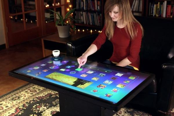 сенсорные столы