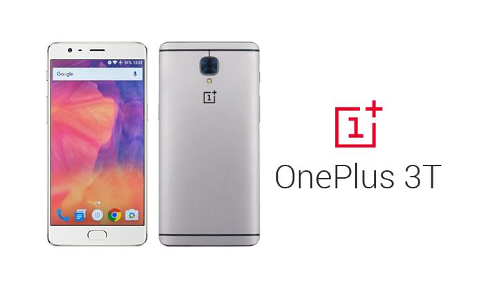 OnePlus-3T Общий вид