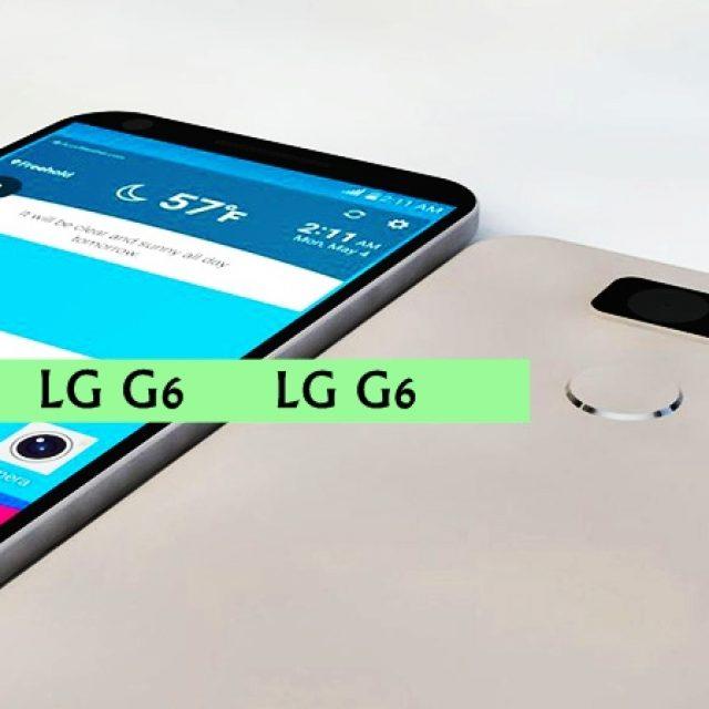 LG-G6 общий вид