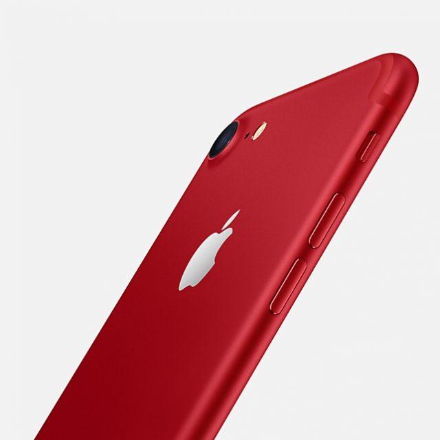 iphone7 красный