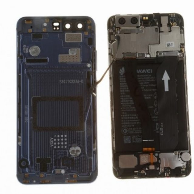 Huawei P10 в разборе