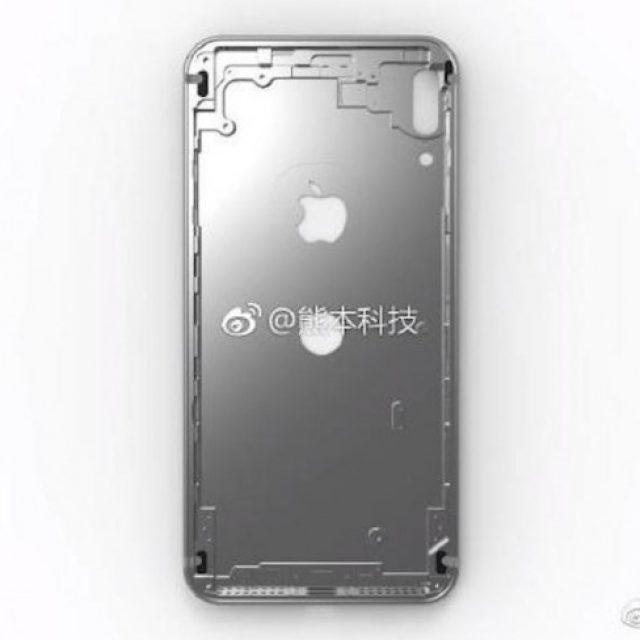 рендер айфон 8