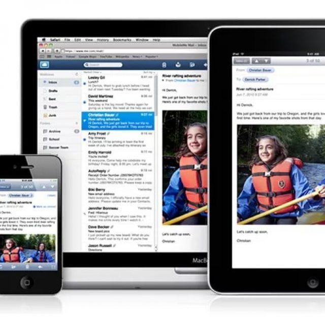 MacBook, iPhone и iPad