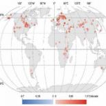 Исследование: Изменение климата влечет за собой потепление воды в мировом океанебыстрыми темпами