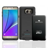 Чехол-аккумулятор ZeroLemon будет полезен для пользователей Samsung Galaxy Note 5 и Galaxy S6 edge plus